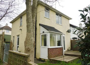 Thumbnail 3 bedroom property to rent in Peters Park Lane, Plymouth