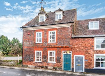 Thumbnail 3 bed end terrace house for sale in White Cliff Mill Street, Blandford Forum