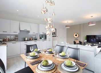 "Thumbnail 3 bed flat for sale in ""Chamberlain Court"" at Station Parade, Green Street, London"