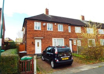 Thumbnail 4 bed end terrace house for sale in Trowell Avenue, Wollaton, Nottingham, Nottinghamshire