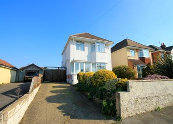 Thumbnail 3 bed detached house for sale in Wingfield Avenue, Oakdale, Poole
