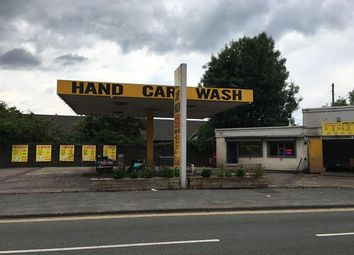 Thumbnail Commercial property for sale in Hand Car Wash, Gidlow Lane, Gidlow, Wigan