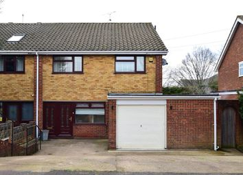 Thumbnail 4 bed semi-detached house for sale in Northumberland Road, Maidstone, Kent