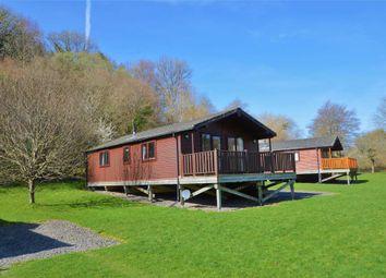 Thumbnail 2 bed detached bungalow for sale in Clifford Bridge Park, Drewsteignton, Exeter
