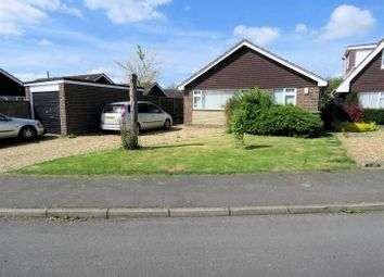 Thumbnail 2 bed bungalow for sale in Marlow Drive, Newport Pagnell