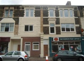 Thumbnail 1 bed flat to rent in Commercial Road, Newport, Gwent.