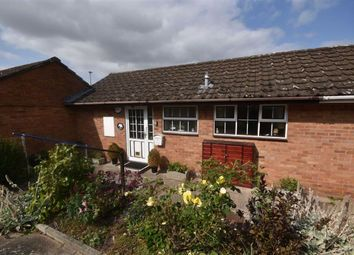 Thumbnail 2 bed terraced bungalow for sale in Queens Court, Ledbury, Herefordshire
