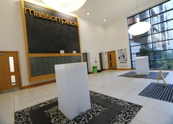 1 bed flat to rent in Apartment, Masson Place, Hornbeam Way, Manchester M4