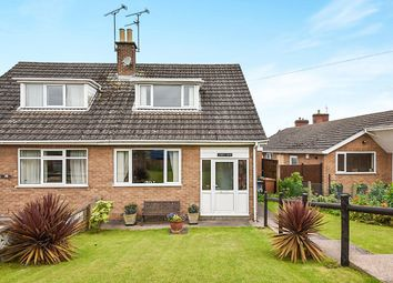 Thumbnail 2 bed semi-detached house for sale in Church Street, Swadlincote