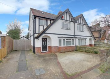 4 bed semi-detached house for sale in Woodside Road, Broadwater, Worthing BN14