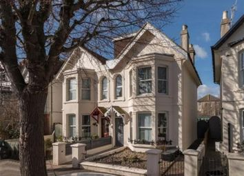 Thumbnail 4 bed semi-detached house for sale in St. Leonards Road, Hove
