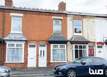 Thumbnail 2 bedroom terraced house for sale in 7 Fairfield Road, Kings Heath, Birmingham