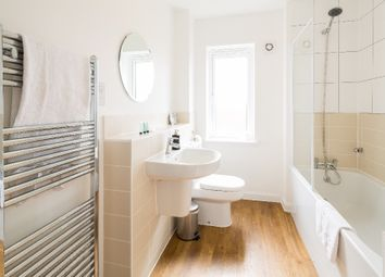 Thumbnail 3 bed flat to rent in St. Donatts Road, London