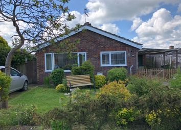 Thumbnail 2 bed detached bungalow for sale in Holme Close, Runcton Holme, King's Lynn
