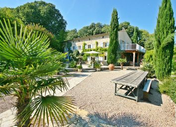 Thumbnail 7 bed property for sale in Le Thoronet, Var, France