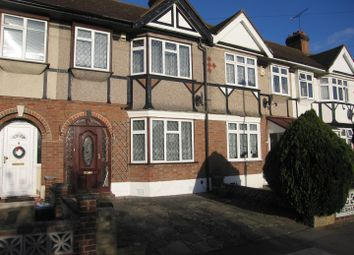 Thumbnail 3 bedroom terraced house to rent in Gresham Drive, Chadwell Heath, Romford