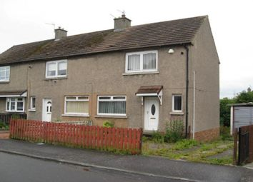 Thumbnail 2 bedroom terraced house to rent in Linnhe Crescent, Wishaw, North Lanarkshire