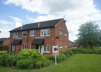 Thumbnail 1 bedroom semi-detached house to rent in Medhurst, Two Mile Ash, Milton Keynes