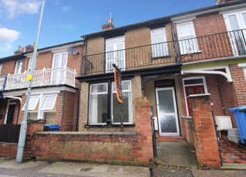 Thumbnail 3 bed terraced house to rent in Kings Avenue, Ipswich, Suffolk