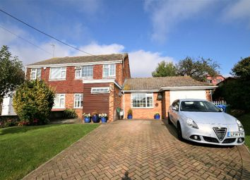 4 bed semi-detached house for sale in Abbeyview Drive, Minster On Sea, Sheerness ME12