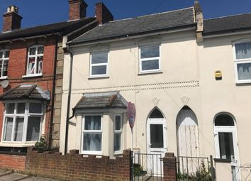 Thumbnail 3 bed terraced house for sale in Upper Elms Road, Aldershot