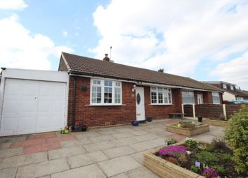 Thumbnail 2 bed bungalow for sale in Mansfield Crescent, Denton, Manchester