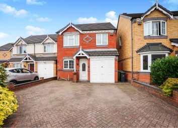 3 bed detached house for sale in St. Michaels Grove, Dudley DY2