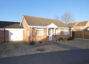Thumbnail 3 bed detached bungalow for sale in Church Close, Stilton, Peterborough, Cambridgeshire