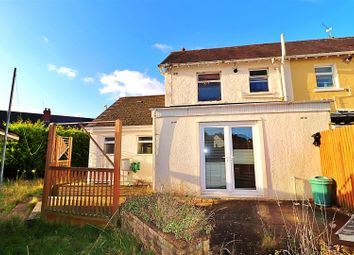 Thumbnail 3 bedroom semi-detached house for sale in Pengwern Road, Ely, Cardiff