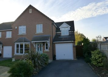 Thumbnail 4 bedroom detached house for sale in Dawn Drive, Longford, Gloucester