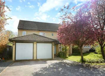 Thumbnail 4 bed detached house for sale in Chaffinch Close, Wokingham, Berkshire