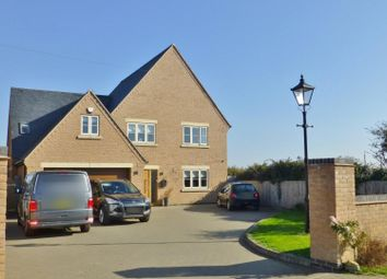 Thumbnail 5 bed detached house for sale in Southfield Road, Gretton, Northamptonshire