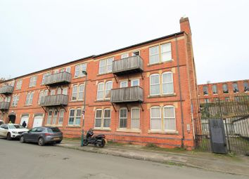 Thumbnail 1 bed flat for sale in The Mews, Gladstone Street, Forest Fields, Nottingham