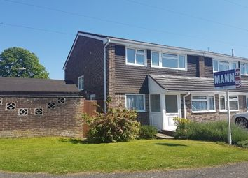 Thumbnail 4 bed property to rent in Calmore, Southampton