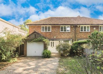 Thumbnail 4 bed semi-detached house to rent in Lake Road, London