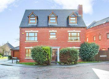 Thumbnail 6 bed detached house for sale in Douglas Lane, Grimsargh, Preston, Lancashire