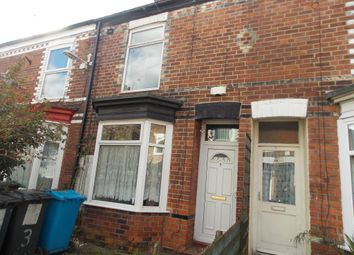 Thumbnail 2 bed terraced house for sale in Folkestone Street, Kingston Upon Hull