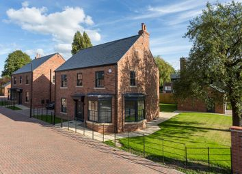 Thumbnail 4 bed detached house for sale in Connaught Square, St Oswalds Road, York