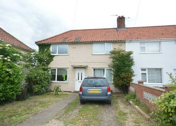 Thumbnail 3 bedroom semi-detached house for sale in Parr Road, Norwich
