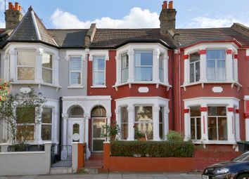 Thumbnail 4 bedroom terraced house for sale in Frobisher Road, Harringay, London