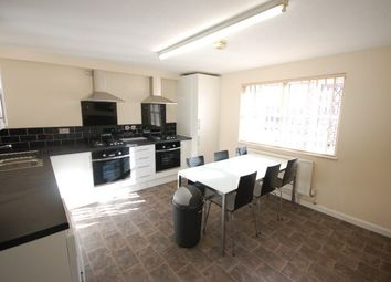 Thumbnail 6 bed property to rent in Peveril Street, Nottingham