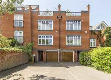 Thumbnail 5 bed terraced house for sale in West Road, Ealing