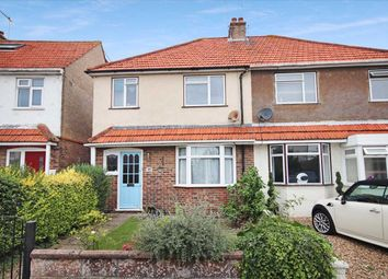 Thumbnail 3 bed semi-detached house for sale in First Avenue, Lancing