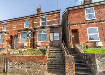 Thumbnail 3 bed terraced house for sale in St. Marys Road, Tonbridge, Kent