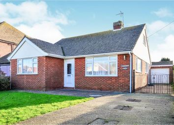Thumbnail 3 bed bungalow for sale in Hardy Road, Greatstone, New Romney, Kent
