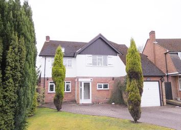 Thumbnail 5 bed detached house for sale in Midgley Drive, Four Oaks, Sutton Coldfield