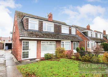 Thumbnail 3 bed semi-detached house to rent in Coll Drive, Davyhulme, Manchester