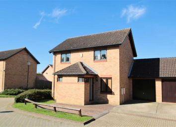 Thumbnail 3 bed link-detached house for sale in Rochester Court, Shenley Church End, Milton Keynes, Bucks