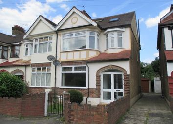 Thumbnail 5 bedroom end terrace house to rent in Eccleston Crescent, Chadwell Heath