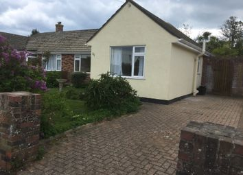 Thumbnail 2 bed bungalow to rent in Smardon Avenue, Brixham